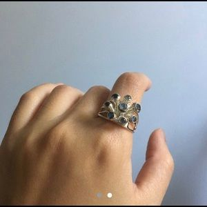 Jewelry - Labradorite Gemstones Ring